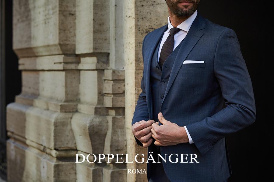 Doppelgänger Sito Ufficiale | Abbigliamento Uomo | Home