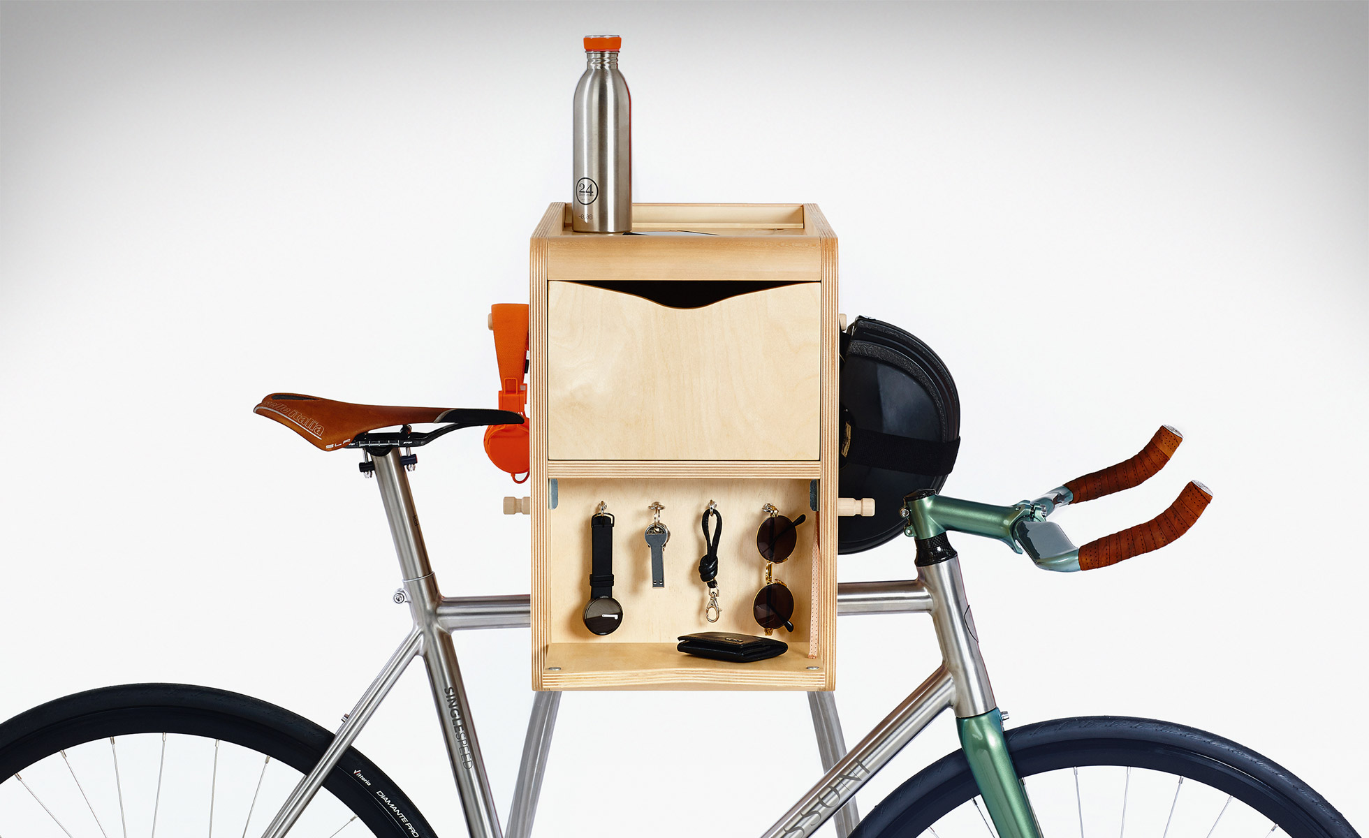 Milano design week doppelganger gangherista Vadolibero Bike Butler 6