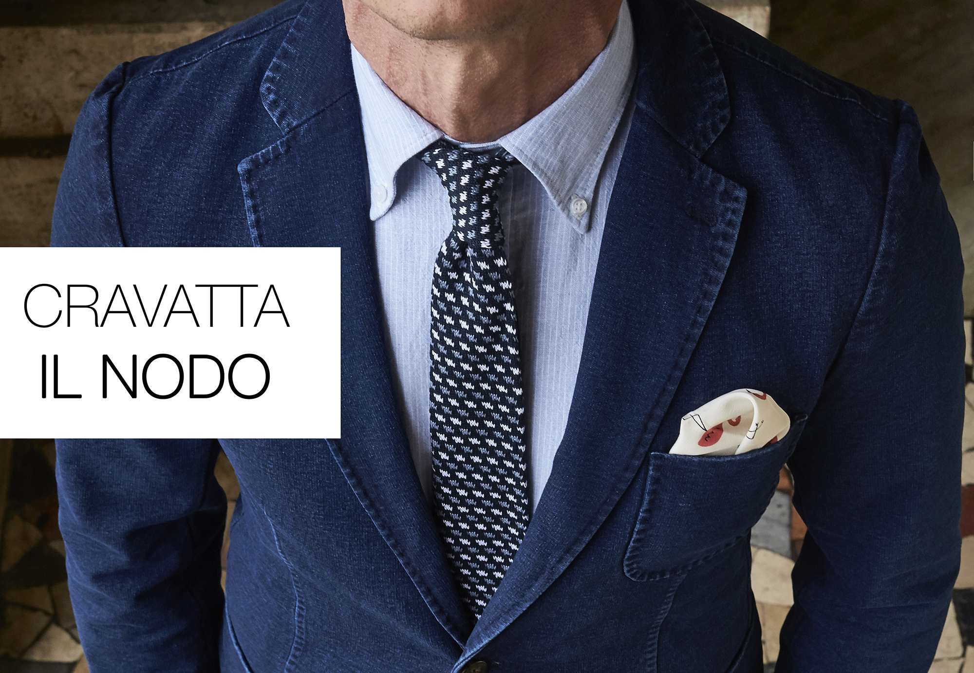Cravatta Nodo Fare Alla Come Il nOPk8X0w