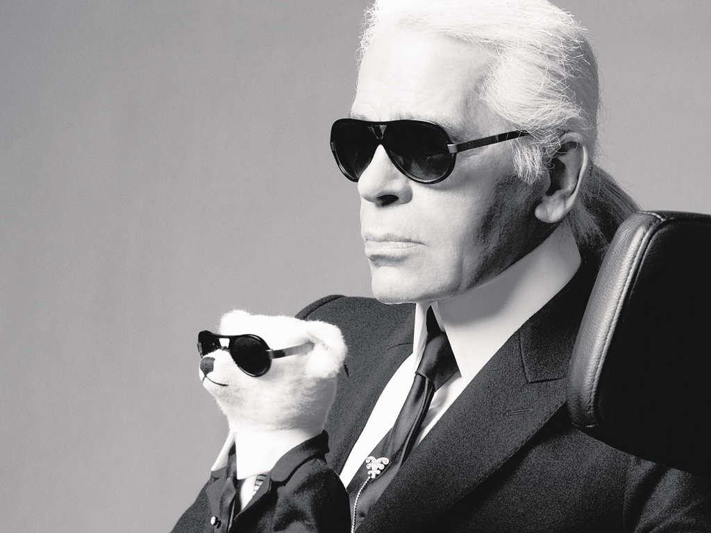 occhiale da sole Karl-Lagerfeld